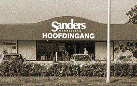 Sanders Meubelstad Banken : Over ons