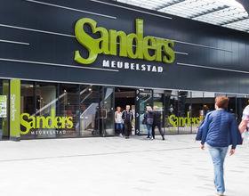 Sanders Meubelstad Amsterdam : Alle winkels sanders meubelstad